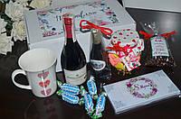 Большой подарочный набор с 8 марта для девушки, любимой, жены, фото 1