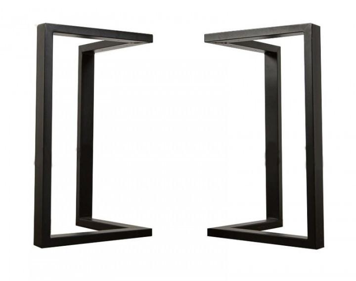 Металлические черные ножки для столика N45 ножки для стола