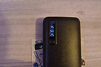 Павербанк Smart Tech - 50000 mAh (черный) (павер-банк. Павербанк для телефона. Повербанк.), фото 7