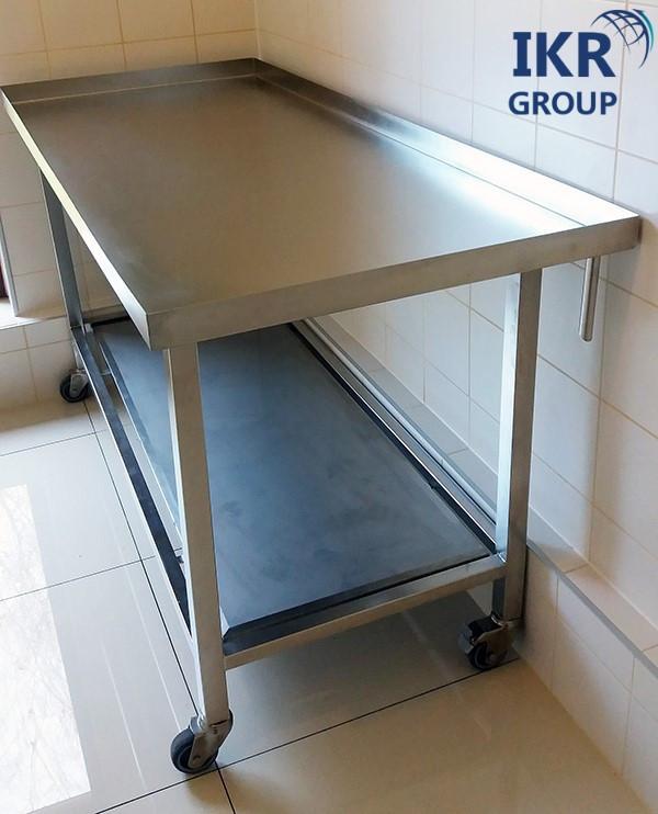 Дренажный стол для сыра