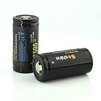 Аккумулятор Soshine NCR 32650 Li-Ion 7500 mAh, фото 1
