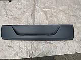 Накладка двери багажника Рено Меган 3 универсал, фото 2