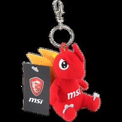 Брелок MSI Dragon Lucky Key Ring