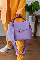 Сумка BARSELONA фиолетового цвета Udler