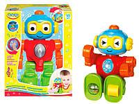 """Игрушка интерактивная """"Мой Первый Робот""""    BeBeLino"""