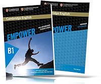Empower B1, Student's + Workbook / Учебник + Тетрадь (комплект) английского языка