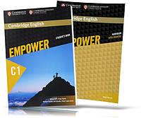 Empower C1, Student's + Workbook / Учебник + Тетрадь (комплект) английского языка
