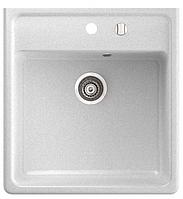 Кухонна накладна гранітна мийка Marmorin EWIT, 515103 (білий)