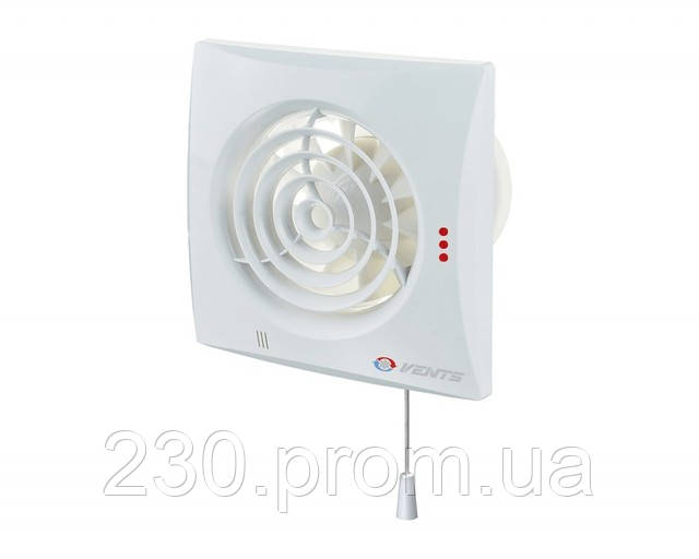Вентилятор Вентс 100 Квайт В с выключателем