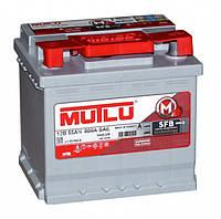 Аккумулятор автомобильный Mutlu  55Ah 600А R+/L+