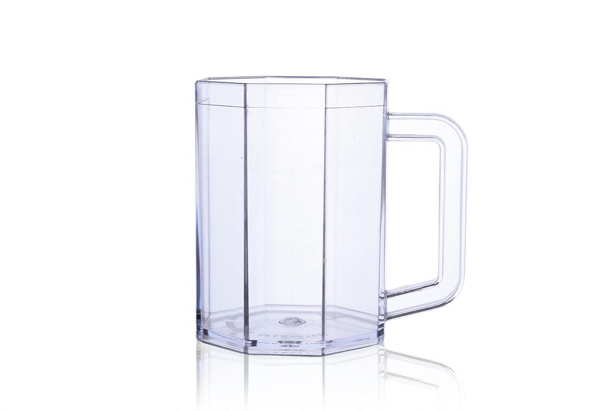 Бокал пластиковый 0,5л