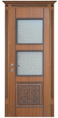Дверь межкомнатная Кадис VIP ПО, фото 1