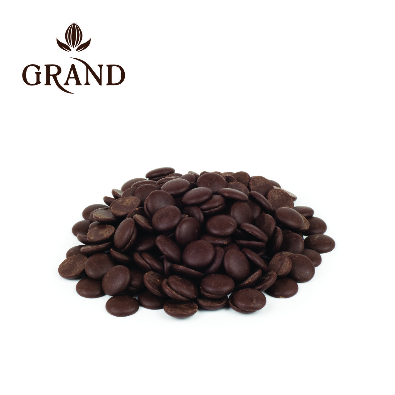 Шоколад темний 70 % GRAND