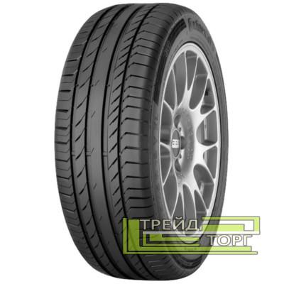 Летняя шина Continental ContiSportContact 5 SUV 255/55 R18 105W MO