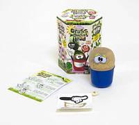 "Набор креативного творчества ""Grass Monsters Head"" (рус) Danko Toys GMH-01-08 ( TC50811)"