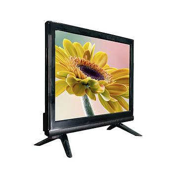 """Маленький телевизор LED-TV 17"""" HD Ready/DVB-T2/USB (1366x768)"""