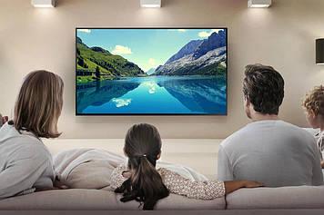 """Телевизор LED-TV 52""""Smart-Tv Android 7.0 2560 x 1440 /DVB-T2/USB"""