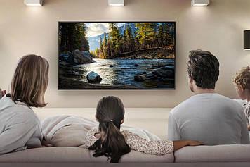 "Телевизор с качественным экраном LED-TV 56""Smart-Tv Android 7.0 UHD-4k /DVB-T2/USB"