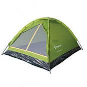"""Палатка двухместная KingCamp """"Monodome 2"""", зеленая"""