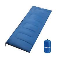 """Спальный мешок KingCamp """"Oxygen 200"""" L Dark Blue (KS3122)"""