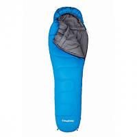 """Спальный мешок KingCamp """"Treck 200"""" R Blue (KS3191)"""