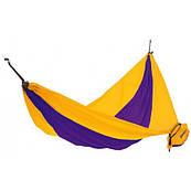 Гамак Kingcamp PARACHUTE HAMMOCK (KG3753) Yellow/Purple