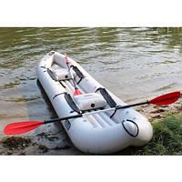 Двухместная надувная байдарка Ладья ЛБ-450 Спорт