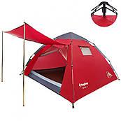 """Палатка трехместная полуавтоматическая KingCamp """"Monza 3"""""""