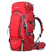 Рюкзак туристический  KingCamp Peak 50+5 Red
