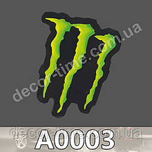 "Стікер: ""A0003"""