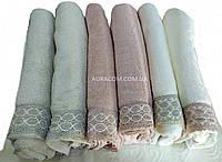 Полотенца для лица, трикотаж,  упаковка 6 штук, Esmeralda, Турция