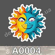 "Стікер: ""A0004"""