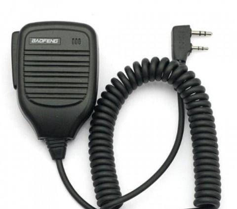 Тангента микрофон манипулятор для рации BAOFENG, фото 2
