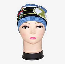 Детская шапка на мальчика (WD1414) | 5 шт., фото 3