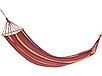 Садовий гамак 200х80, Бавовняний гамак, Гамак туристичний, Гамак тканинний з дерев'яними перекладинами, фото 2