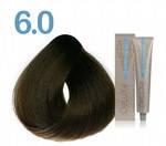 Стійка крем-фарба 3DeLuXe professional № 6.0 - темний блондин, 100 мл