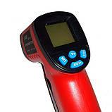 Пірометр UT380 ( -50~380℃) DS:12:1; EMS:0,1-1,0, фото 3