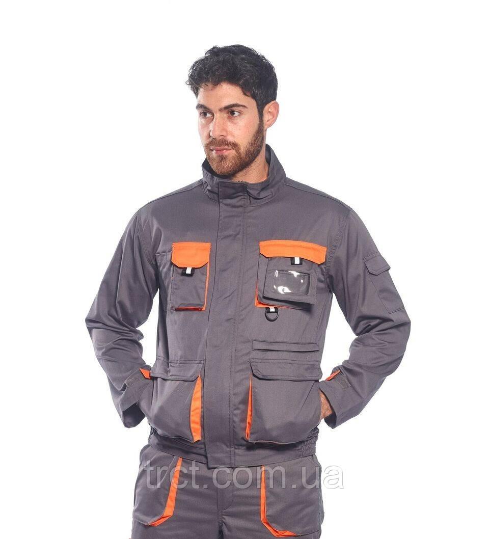 Контрастна куртка Portwest Texo TX10