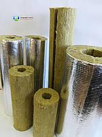 Скорлупа базальтовая для труб, толщина 50, диаметр 159мм, фото 1