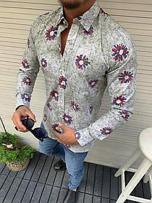 Чоловіча сорочка в кольорах