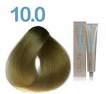 Стійка крем-фарба 3DeLuXe professional № 10 - платиновий блондин, 100 мл