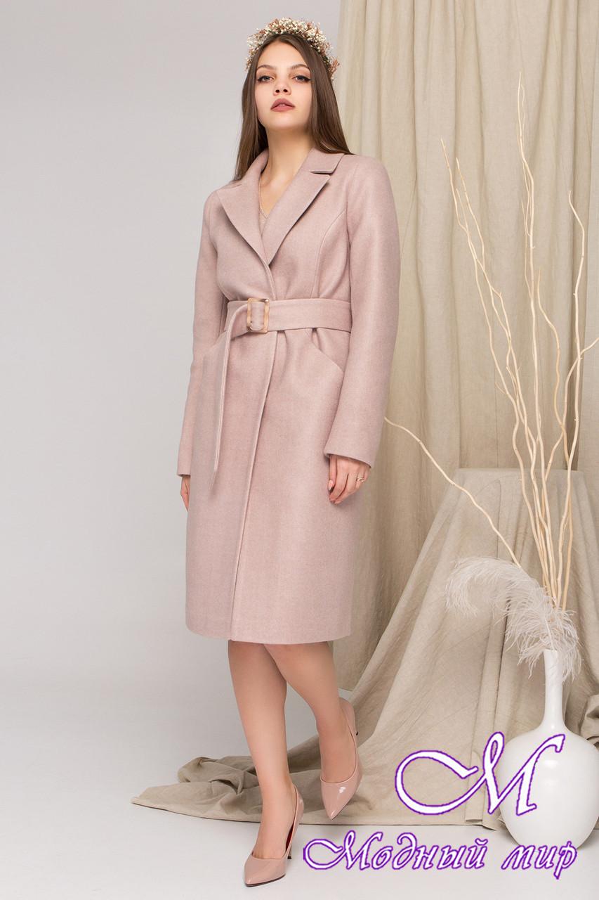 Женское кашемировое пальто весна осень (р. S, M, L) арт. К-87-73/45119