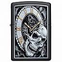 Запальничка Zippo Skull Clock Design, 29854, фото 3