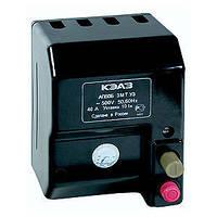 Автоматический выключатель  АП-50Б 3МТ 6,3 А