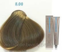 Стійка крем-фарба 3DeLuXe professional № 8-00 - насичений світлий блондин, 100 мл