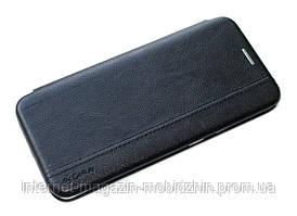 Чехол-книжка Samsung A515 Galaxy A51 черная Gelius Leather
