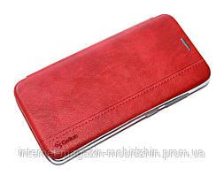 Чехол-книжка Samsung A515 Galaxy A51 красная Gelius Leather