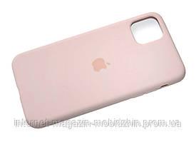 Чехол силиконовый Айфон Apple IPhone 11 Pro Max Original Pink Sand
