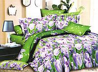 Комплект постельного белья №пл134 Евро, фото 1