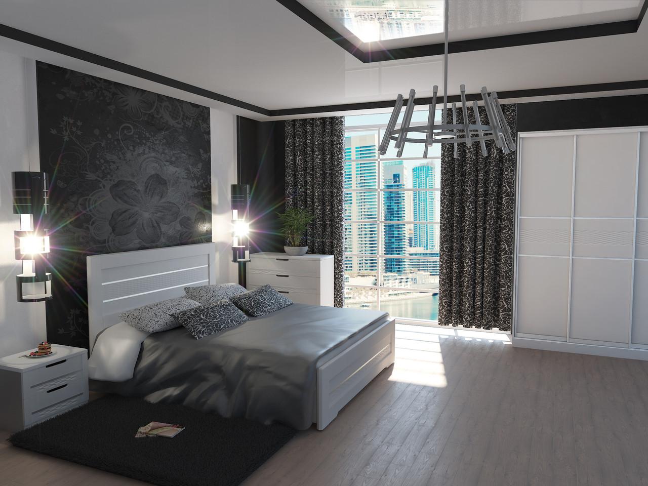 Кровать Соломия (1,40 м.)